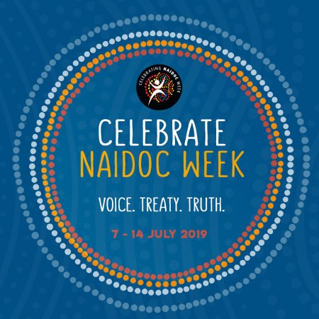 Celebrating NAIDOC Week – Voice. Treaty. Truth