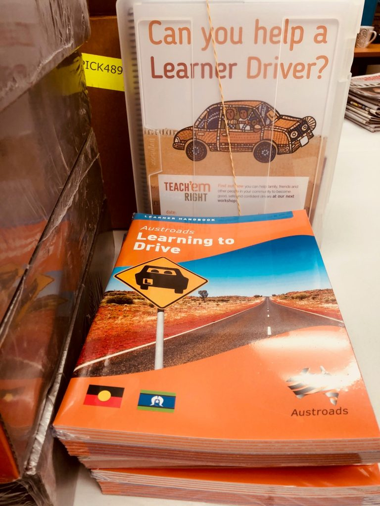 austroads learning to drive booklets