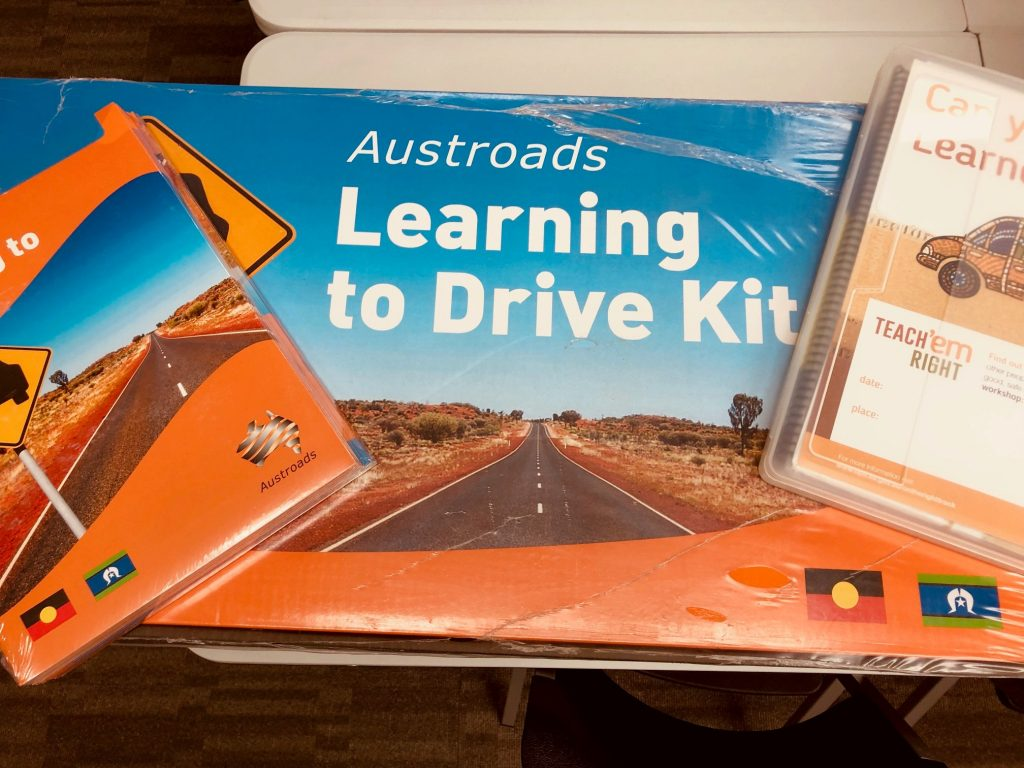 austroads learning to drive tests kits
